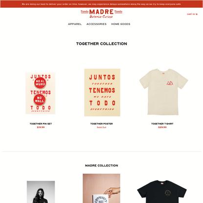 Madre Mezcal Official Shop