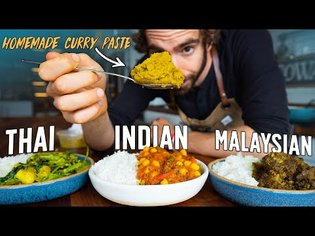 How to Finally Make Curry at Home that Doesn't Suck 🍛🍛🍛
