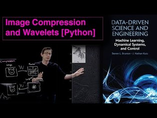 Image Compression with Wavelets (Examples in Python)