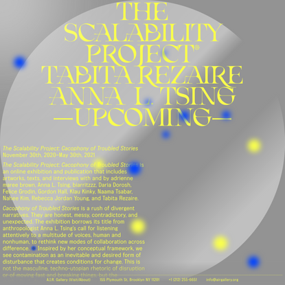 The Scalability Project