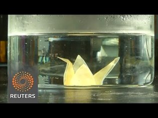 New polymer with shape memory