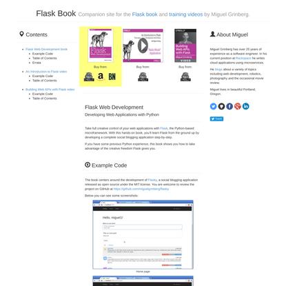 FlaskBook.com