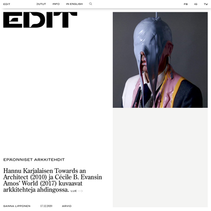 EDIT – Taidemedia