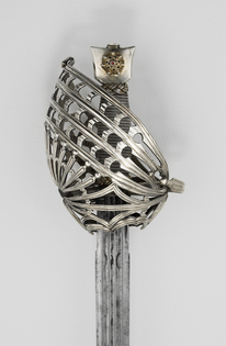 Basket-Hilted Broadsword (Schiavona), 1775