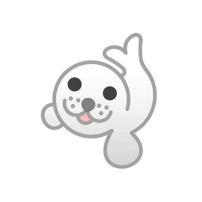 """Erik Carter on Instagram: """"My first emoji ( the seal! ) is out now on all your phones and devices with the latest software..."""