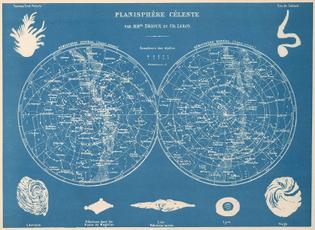 Planisphere Celeste