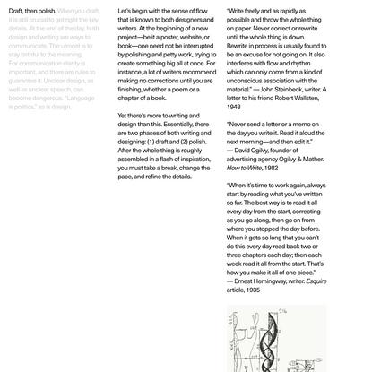 Designer as Writer — Page 4