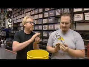 Mythbusters Polishing a Turd