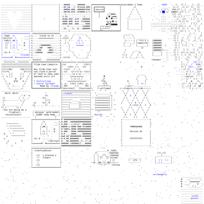 ASCII Town