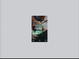 Windows Phone 7 - Music - Now Playing