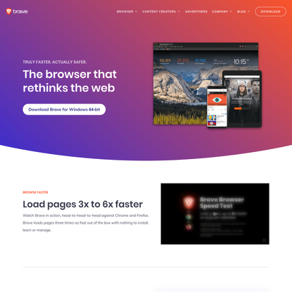 Features | Brave Browser