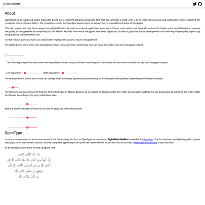 About DigitalKhatt