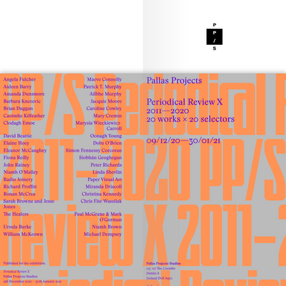 Home | PP/S Periodical Review X