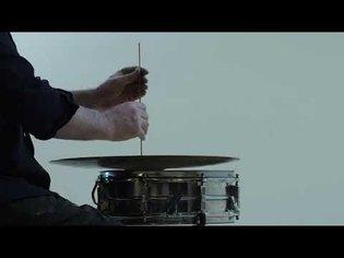 Sean Meehan. Drum Solo 1. Community Room. Jan. 2020