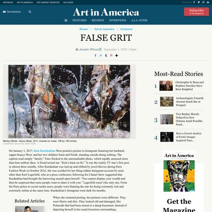 False Grit