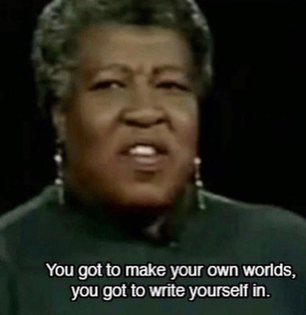 write yourself in.
