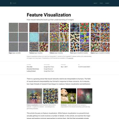 Feature Visualization