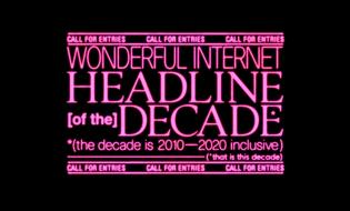 headline of the decade
