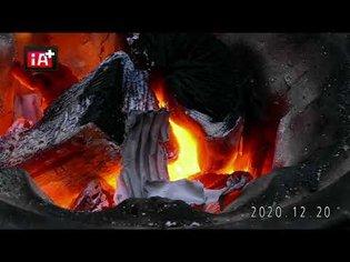 LIVINGROOM 9 焚火パート2