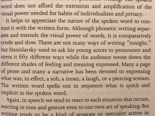 from 'Several Short Sentences About Writing' by Verlyn Klinkenborg