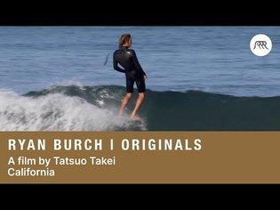 Ryan Burch [Surfing] [Longboard]