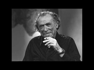 Charles Bukowski on Being Alone