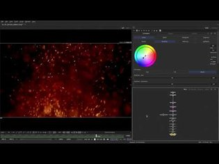 Fusion Particles - Embers