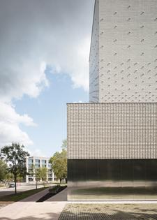 Leietheater Deinze (designed by TRANS architectuur, 2012–19)