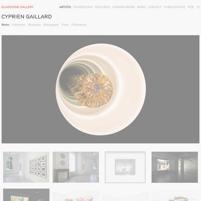 Cyprien Gaillard - Gladstone Gallery