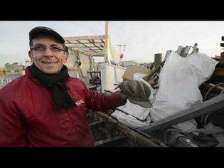 Le zinc, de la fabrication en usine à la pose sur les toits de Paris (33')