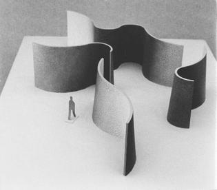 Selected works by Wojciech Fangor - Image Gallery