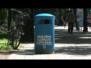 The world's deepest bin - Thefuntheory.com - Rolighetsteorin.se
