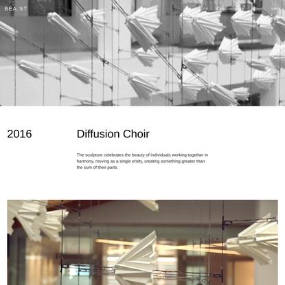 Diffusion Choir — BEA.ST