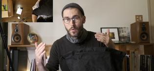Craigmod in beanie and Lindberg n.o.w glasses