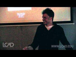 Ruprecht von Kaufmann LCAD Slideshow Lecture
