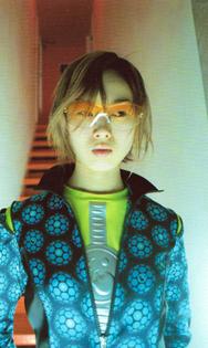 Tiffany Godoy - Style Deficit Disorder: Harajuku Street Fashion - Tokyo