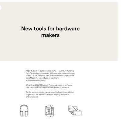 New tools for hardware makers