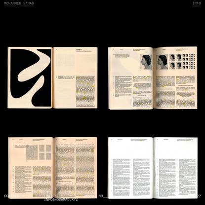 Index — Mohammed Samad - Graphic Design