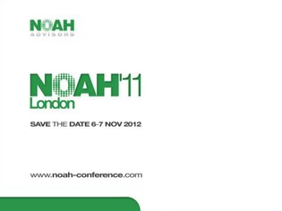 28 - Waze Presentation Noah Conference 2011