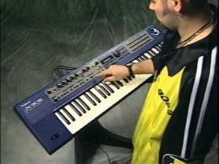 Roland JX 305 90's Promo