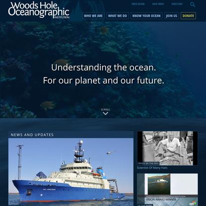Woods Hole Oceanographic Institution