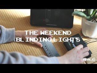 The Weekend Blinding lights jam with an OP-Z + Norns #teenageengeneering #opz #norns #iOS