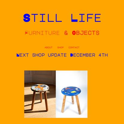Still life dot earth