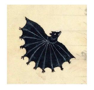 Bat, France ca. 1310