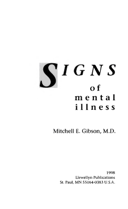 book_1998_mitchell-e.-gibson_signs-of-mental-illness_using-parallels.pdf