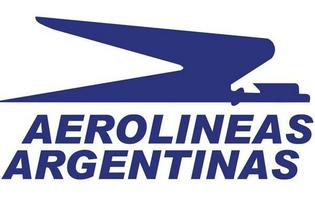 Logo antiguo de Aerolíneas Argentinas