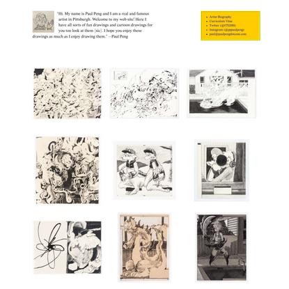 Drawings—Paul Peng