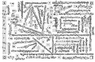La Passion selon Sade, Sylvano Bussotti, 1966