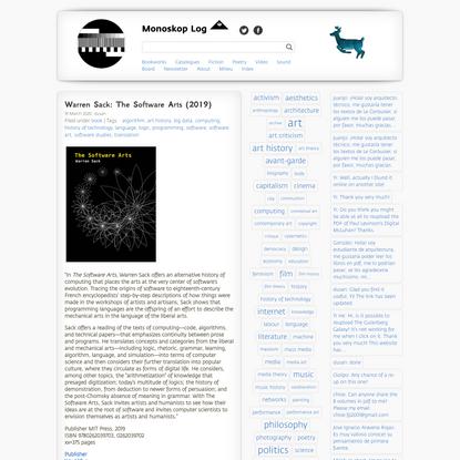 computing — Monoskop Log