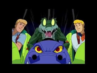 Scooby-Doo & The Cyber Chase: Arcade Fight